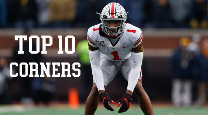 Top 10 cornerbacks in the 2020 NFL Draft:
