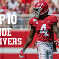 Top 10 wide receivers in the 2020 NFL Draft:
