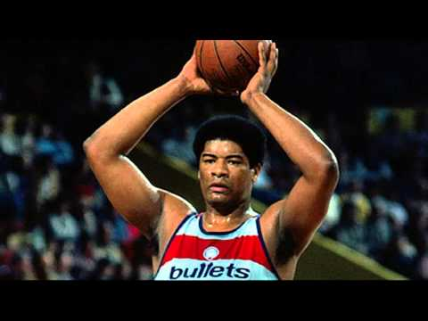 A fond farewell to Wes Unseld….