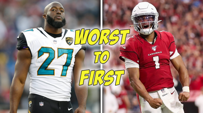 NFL teams most likely to go from worst to first in 2020: