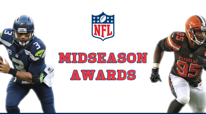 NFL 2020 midseason awards: