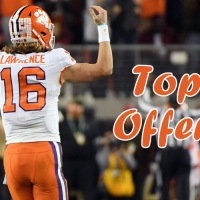 Top five college players at every position – Offense edition: