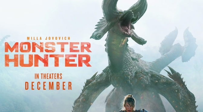 Movies With Migs: Monster Hunter (Spoiler Free)