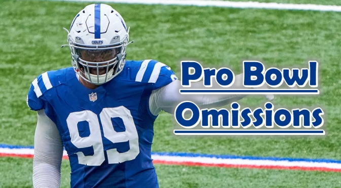 Ten biggest omissions for the 2021 Pro Bowl: