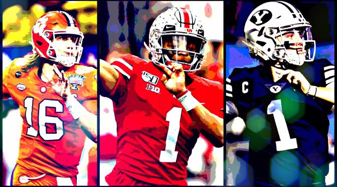 2021 NFL Mock Draft 1.0