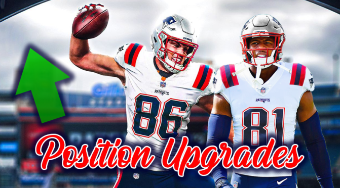 Most improved position groups of the 2021 NFL offseason: