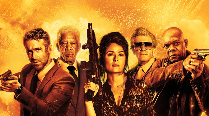 Movies With Migs: Hitman's Wife's Bodyguard