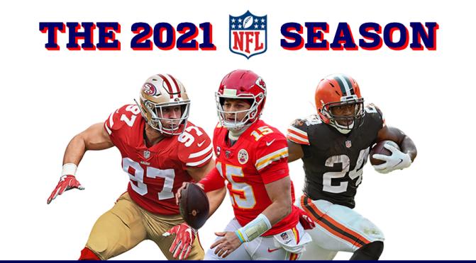 Predicting the entire 2021 NFL season: